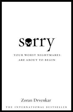 Sorry by [Drvenkar, Zoran]
