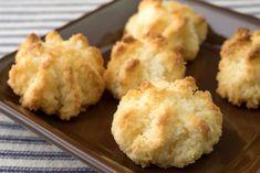 Koolhydraatarm: kokosmakronen met maar 2 ingrediënten!   Freshhh