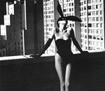 Private Property, New York, 1992 by Helmut Newton