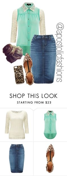 """Apostolic Fashions #1132"" by apostolicfashions on Polyvore featuring John Lewis, Diesel, Charlotte Russe and The Case Factory"