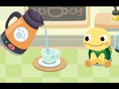 Dr Panda Cafe - Make Food & Drink Games for Kids