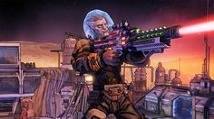 Visit nameofthesong for the trailermusic of: Borderlands: The Pre-Sequel - 'Last Hope' Trailer (Gamescom 2014)