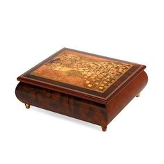 "Jewellery Box with Melody playing ""Love Story"""