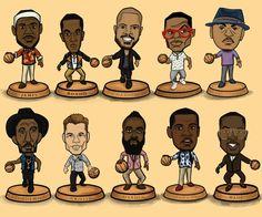 NBA Fashion Headliners