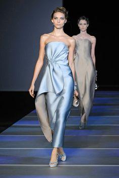 I just love the cut! Giorgio Armani spring '12 for Beyoncé