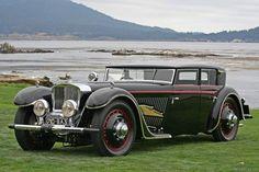 Bucciali TAV 8-32 Saoutchik 'Fleche d'Or' Berline #cars #vintage #prewar
