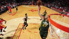 Rudy Gobert stoppé, Aaron Gordon vole toujours : le Top 10 de la nuit - NBA 2015-2016 - Basketball - Eurosport