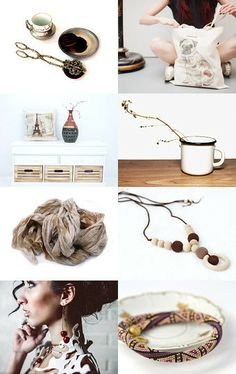 May Finds 10 by Mila Storow on Etsy--Pinned with TreasuryPin.com