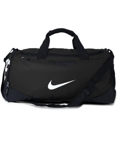 Nike Water Resistant Team Training Medium Duffle Bag   Reviews - Bags    Backpacks - Men - Macy s 6fd80e4dcf967