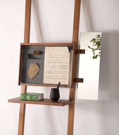 Stilleven by Valentin Garal Photos 1 - Ladder-Like Curiosity Cabinets pictures, photos, images