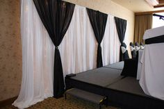 Diy Wedding Backdrops Using Pvc Piping Google Search