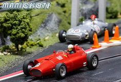 ManicSlots' slot cars and scenery: GALLERY: Cartrix Classic F1