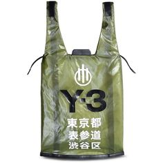 Yohji Yamamoto partnered with adidas to bring you designer sports fashion from the East. Y3 Bag, Mens Tote Bag, Tote Purse, 2 Logo, Shopper Bag, Luxury Handbags, Tote Handbags, Evening Bags, Fashion Bags