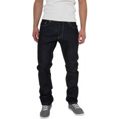 Urban Classics Straight Fit Jeans Raw Blue