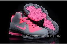http://www.nikeriftshoes.com/nike-lebron-9-kids-shoes-grey-pink-discount-t3qzx.html NIKE LEBRON 9 KIDS SHOES GREY/PINK AUTHENTIC 8M45H Only $74.00 , Free Shipping!