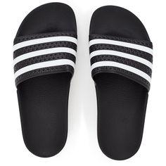 b5413b786 ... Slider Sandals In Black. adidas Originals Adilette Sandals - WOMEN - adidas  Originals - OPENING... ( 30