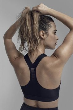 The PureMove sports bra incorporates sheer thickening fluid, which becomes hard in response to fast movement. Athleisure, Reebok, Sportswear, Innovation, Core