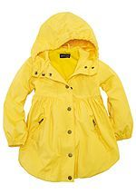 Ralph Lauren Childrenswear Raincoat Toddler Girls