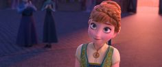 I got Frozen Fever Anna! Which Anna Are You? | Oh My Disney