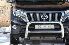 Metec EU godkjent FrontGuard Toyota Land Cruiser 150 2013- Toyota Land Cruiser 150, Vehicles, Self, Car, Vehicle, Tools