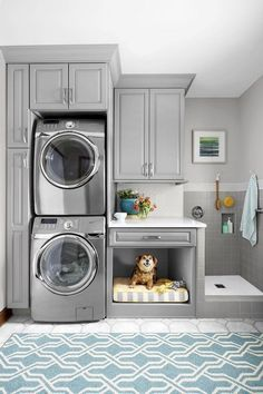 38 Inspiring Remarkable Laundry Room Layout Ideas for The Perfect Home Drop Zone. 38 Inspiring Remarkable Laundry Room Layout Ideas for The Perfect Home Drop Zones Tiny Laundry Rooms, Laundry Room Layouts, Laundry Room Cabinets, Laundry Room Organization, Laundry Room Design, Diy Cabinets, Mudroom Laundry Room, Farmhouse Laundry Rooms, Laundry Room Makeovers