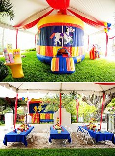 mickey mouse carnival party 2