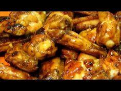 Teriyaki Chicken Wings - Chicken Teriyaki Recipe - YouTube