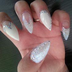 bridal almond shape