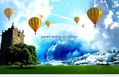 Dreams Happy new year image wishes