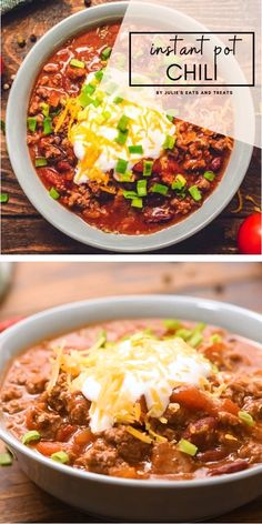 Looking for some delicious Keto friendly recipes for the instant pot? These 29 easy keto Instant Pot recipes are so easy and your whole family will absolutely love them. Paleo Crockpot Recipes, Easy Soup Recipes, Easy Dinner Recipes, Easy Meals, Cooking Recipes, Healthy Recipes, Healthy Chili, Tofu Recipes, Slow Cooking