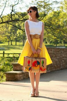 FASHION AND STYLE: Perfect spring outfits