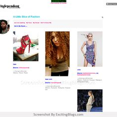 A Little Slice of Fashion - Click to visit site:  http://1.33x.us/J6BMJ9