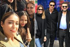 Let us help you plan a trip to London just like your favourite stars: Ileana D'Cruz & Arjun Rampal who seem to be having a great time there.