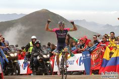 2014 vuelta-a-espana photos stage-15 - Big career win by Przemyslaw NIEMIEC and the second mountain win by LAMPRE - MERIDA at this year's Vuelta