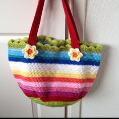 adorable summer tote