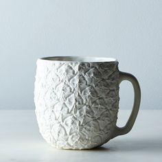Porcelain Pineapple Mug on Food52