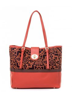 Carlyn Smith Creations Store - Maggioni Turn-Key Classic Tote, $165.00 (http://www.carlynsmithcreations.com/products/maggioni-turn-key-classic-tote.html)