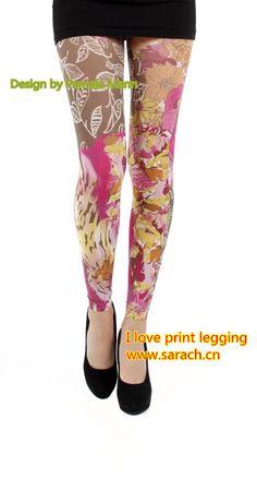 Beautiful designs from UK . I love print tights- www.sarach.cn
