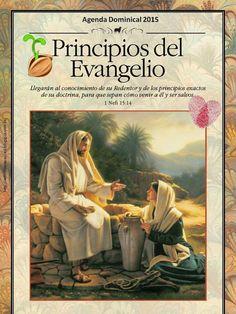 As Tontas Vão Ao Céu: Agenda - Princípios do Evangelho (espanhol)