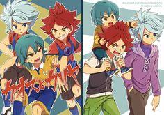 Inazuma Eleven GO Image - Zerochan Anime Image Board Anime Guys, Manga Anime, Inazuma Eleven Go, South Park, Chibi, Kawaii, Fan Art, Cute, Fictional Characters