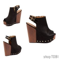 I really like these<3 #wedges #Love