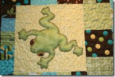 frog quilts - Google Search