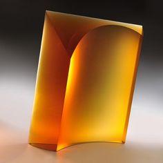 Petr Hora - Claudia, Pismo Fine Art Glass