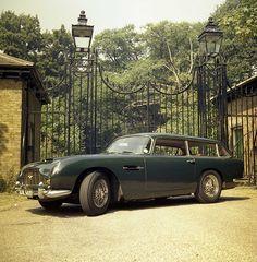 Aston Martin DB5 Radford Estate August 1972, breath officially taken away now.