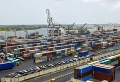 Trade fair: Exhibitors call for decongestion at Lagos ports Nigerian Port Authority, Apapa, Lagos[. Some exhibitors at the ongoin. Freight Forwarder, Paris Skyline, Africa, World, Travel, Workers Union, Executive Order, Military Uniforms, Weapons