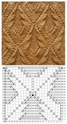 Crochet Stitches Crochet Wool Knitting Stiches Crochet Quilt Knitting Charts Knitting Room Lace Knitting Patterns Knitting Designs How To Purl Knit Lace Knitting Stitches, Loom Knitting Projects, Lace Knitting Patterns, Knitting Charts, Knitting Designs, Baby Knitting, Stitch Patterns, Scarf Patterns, Design Textile