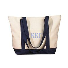 Show your Sorority pride and style with Custom Sorority Bags, Totes, and Backpacks. Order your personalized Sorority Bag online today with Something Greek! Phi Sigma Sigma, Kappa Kappa Gamma, Boat Bag, Branded Tote Bags, Greek Symbol, Men's Totes, Embroidered Caps, Sorority Outfits, Sorority And Fraternity