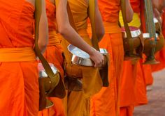 The story behind Luang Prabang's morning alms giving ceremony