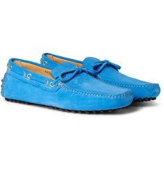 Car ShoeSuede Driving Shoes