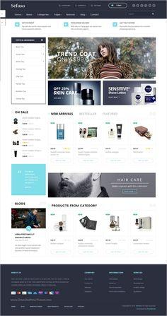 Sefaso is powerful responsive #Prestashop theme for multipurpose #eCommerce #website with 2 unique homepage layouts download now➩ https://themeforest.net/item/pts-sefaso-dedicated-fashion-prestashop-theme/17405379?ref=Datasata